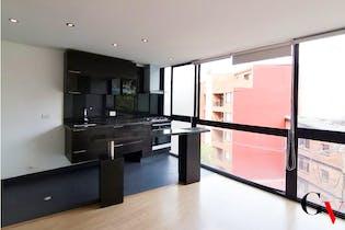Apartamento en venta en Chapinero de 1 habitación