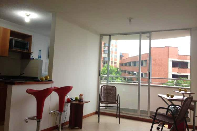 Portada Apartamento en El Poblado-La loma del indio, con 2 Habitaciones - 60 mt2.