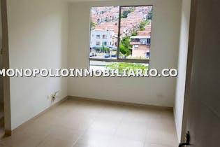 Apartamento en Barichara, San Antonio de Prado - Dos alcobas