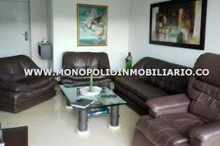 Apartamento En El Sector La Florida, Itagüi, Con 4 Habitaciones, 96m2