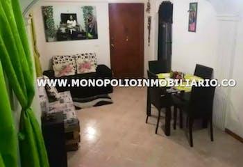 Apartamento - Sector Colinas Del Sur, Itagüi, con 3 habitaciones, 67m2
