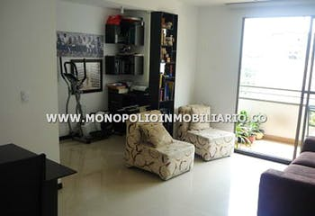 Apartamento en Cabañitas, Bello - 105mt, tres alcobas, balcon