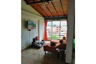 Apartamento en Belén San Bernardo, con 3 habitaciones- 166.3mt2