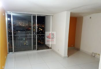 apartaestudio en Calasanz parte alta, con 1 habitacion-43 mt2