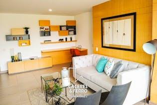 Apartamento en venta en Guayabalía de 3 habitaciones