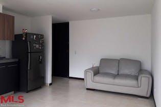Apartamento en Copacabana, Antioquia-portón del Norte, 3 habitaciones, 41,85m2.