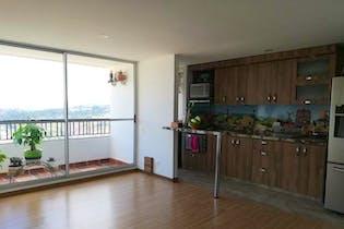Apartamento en Bello, Cabañas, con 3 habitaciones, 76,6m