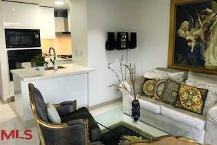 Apartamento en Castropol, Poblado- el Bosque De Plata, 2 habitaciones- 68m2