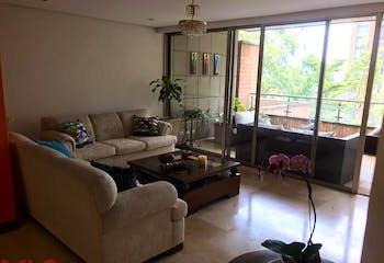 Apartamento en venta en El Tesoro con 5 habitaciones-302mt2
