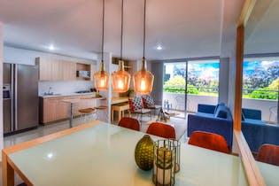 Reserva del Parque, Apartamentos en venta en El Rosario de 60-77m²