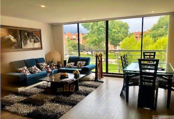 Apartamento en Santa Barbara Oriental, Santa Barbara - 120mt, balcón