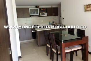 Apartamento Para La Venta En Sabaneta –vegas De San Jose Cod. 5900