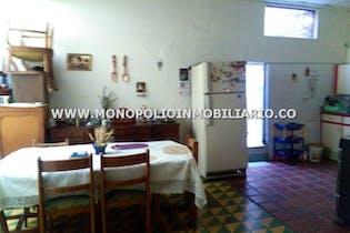 Casa Unifamiliar Para La Venta En Prado Centro Medellin Cod: 6397