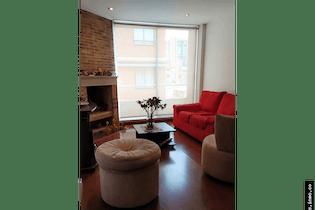 Apartamento en Cedritos, Cedritos - 74mt, dos alcobas, chimenea