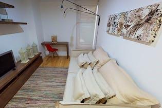 Nogales, Apartamento en venta en Loma Del Escobero de 3 alcobas