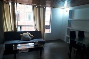 Apartamento en usaquen, Bogotá. con 3 habitaciones- 60 mt2