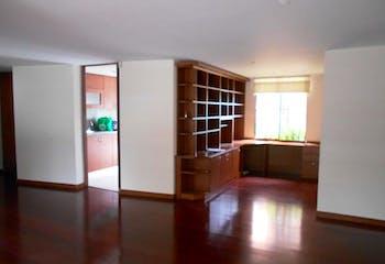 Apartamento en Santa Helena, Colina Campestre - 112mt, tres alcobas, chimenea