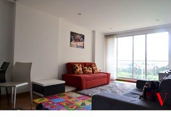 Apartamento en Suba-Jordan, con 2 Habitaciones - 97.41 mt2.