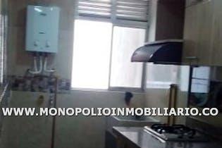 Apartamento En El Sector Villas Del Sol, Bello, Con 3 Habitaciones- 50m2