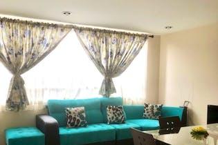 Departamento de 60.5 m2 en venta en Narvarte Oriente