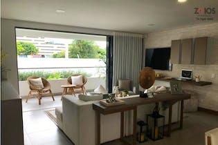 Apartamento en el Sector ciudad del río, con 3 habitaciones- 106m2
