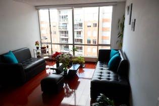 Apartamento En Verbenal-Barrio Torca, con 3 Habitaciones - 69.22 mt2.