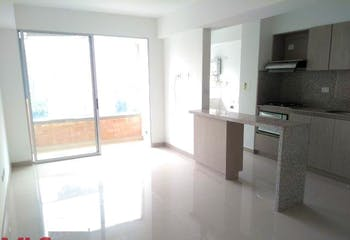 Apartamento en Sabaneta, Aldea Monte Azul, con 2 habitaciones- 78m2