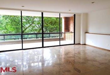 Apartamento en Las Lomas, Poblado - con 3 habitaciones-228.27mt2