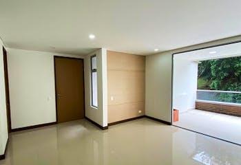 Apartamento en venta en Los Balsos, 121m² con Zonas húmedas...