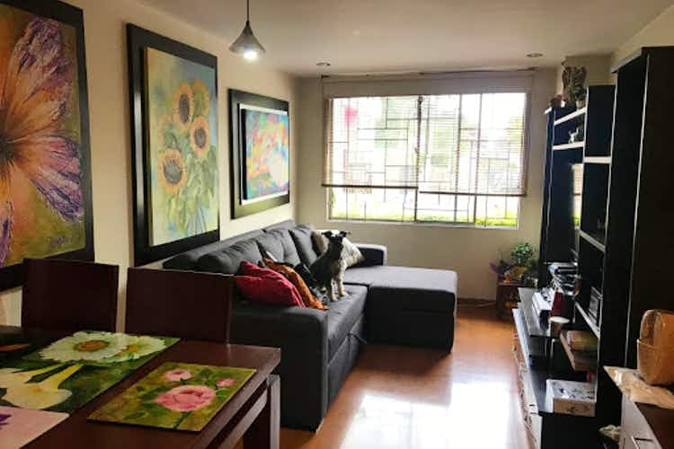 Portada Apartamento en pasadena, Bogotá. con 2 habitaciones- 50 mt2