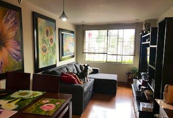 Apartamento en pasadena, Bogotá. con 2 habitaciones- 50 mt2