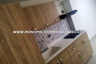 Apartamento en Cabañas, Bello - 120mt, cuatro alcobas, terraza