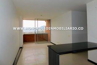 Apartamento en Ancon, Sabaneta - Tres alcobas-con 75mt2