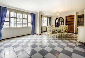 Apartamento en venta en Pardo Rubio 109m²
