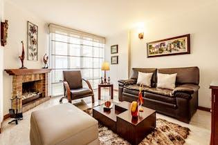 Casa en venta en Caobos Salazar de 168m² con Bbq...