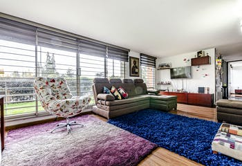 Apartamento en venta en Barrio Modelia con Gimnasio...
