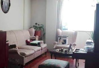 Apartamento en san felipe, Bogotá. con 2 habitaciones- 60 mt2