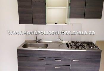 Apartamento en Loreto, Buenos Aires - 37mt, tres alcobas, balcón