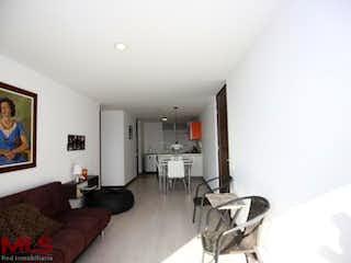 Una sala de estar llena de muebles y una televisión de pantalla plana en Panoramika Country