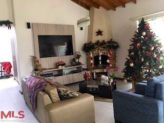 San Sebastian (Envigado), casa en venta en Carrizales, El Retiro