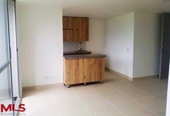 Apartamento en San Jose, Sabaneta - 56mt, dos alcobas, balcón
