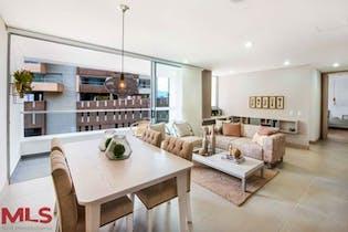 Apartamento en venta en Loma De Cumbres de 2 hab. con Gimnasio...