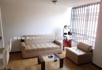 Apartaestudio en Laureles, Laureles - 40mt, una alcoba, balcón