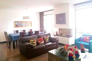 Apartamento Bogotá, Usaquén, Reserva de la Sierra- con 3 habitaciones, 186+100m2 trza/3H