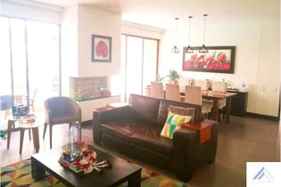 Apartamento Barrio Usaquén, Bogotá, Reserva de la Sierra, con 3 habitaciones- 186m2 / 3h