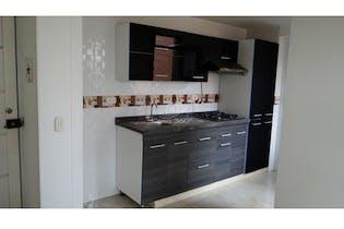 Apartamento En Prado, Madrid Cundunamarca, Con 3 Habitaciones- 54,11m2