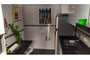 Apartamento en venta en Casa Blanca Suba de 78m² con Bbq...