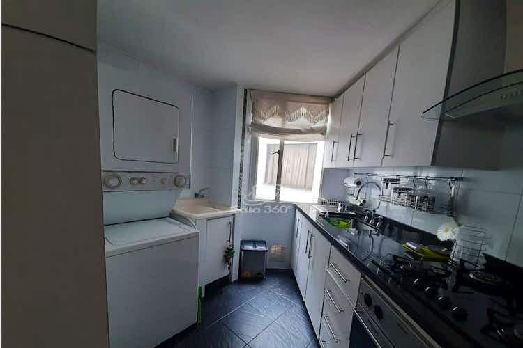 Portada Apartamento en Santa Barbara, Usaquén, con 2 habitaciones- 60m2.