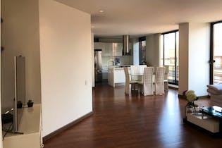 Apartamento en Santa Barbara Occidental, Bogotá, con 2 habitaciones- 105m2.