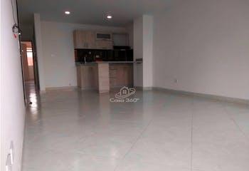 Apartamento en Rosales, Belen - 90mt, tres alcobas, balcón